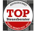 Qualitätssiegel TOP Steuerberater 2021
